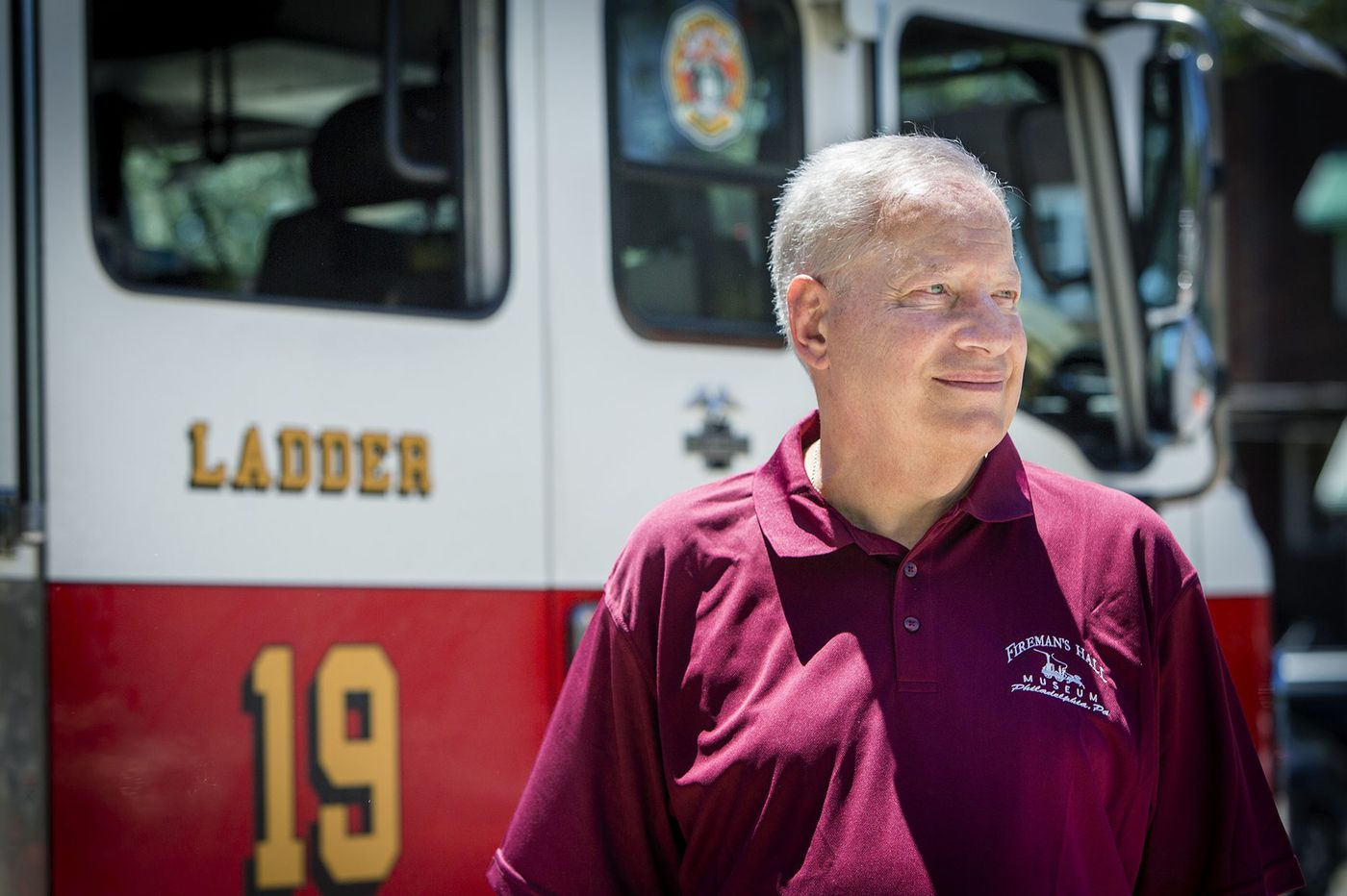 Philly firefighter's book details 37 years of blood, pranks and the smell of death   We the People