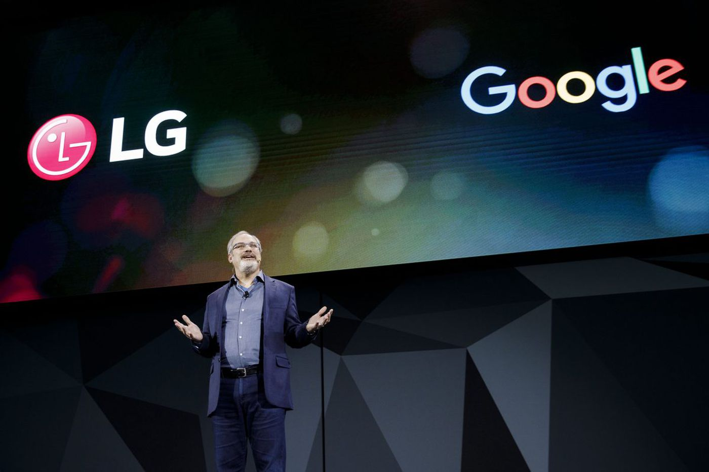 In rare showing, Google arrives at CES to battle Alexa and Siri
