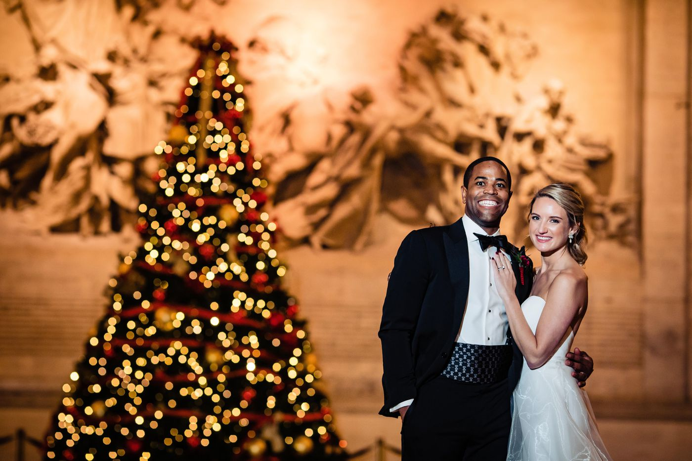 When Does Bjs Get Their Christmas Decorations 2020 For Christina Zipf and BJ Glenn, being together is joyful