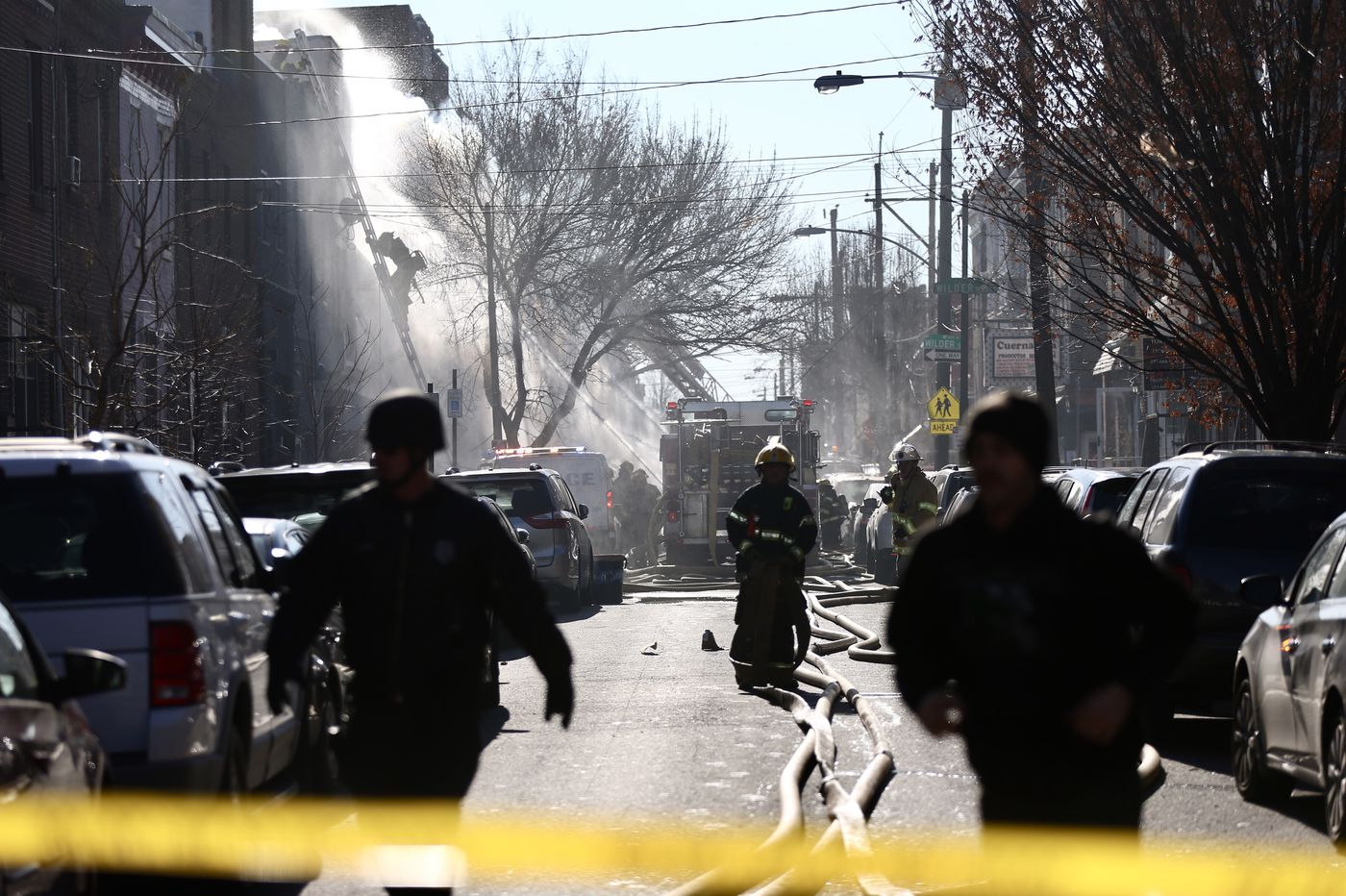Explosion rips through homes in South Philadelphia; a look at 2020 in cartoons | Morning Newsletter