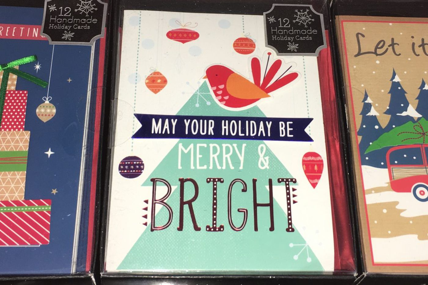 For a card person, it's nice to see Christmas cards surviving | Stu Bykofsky