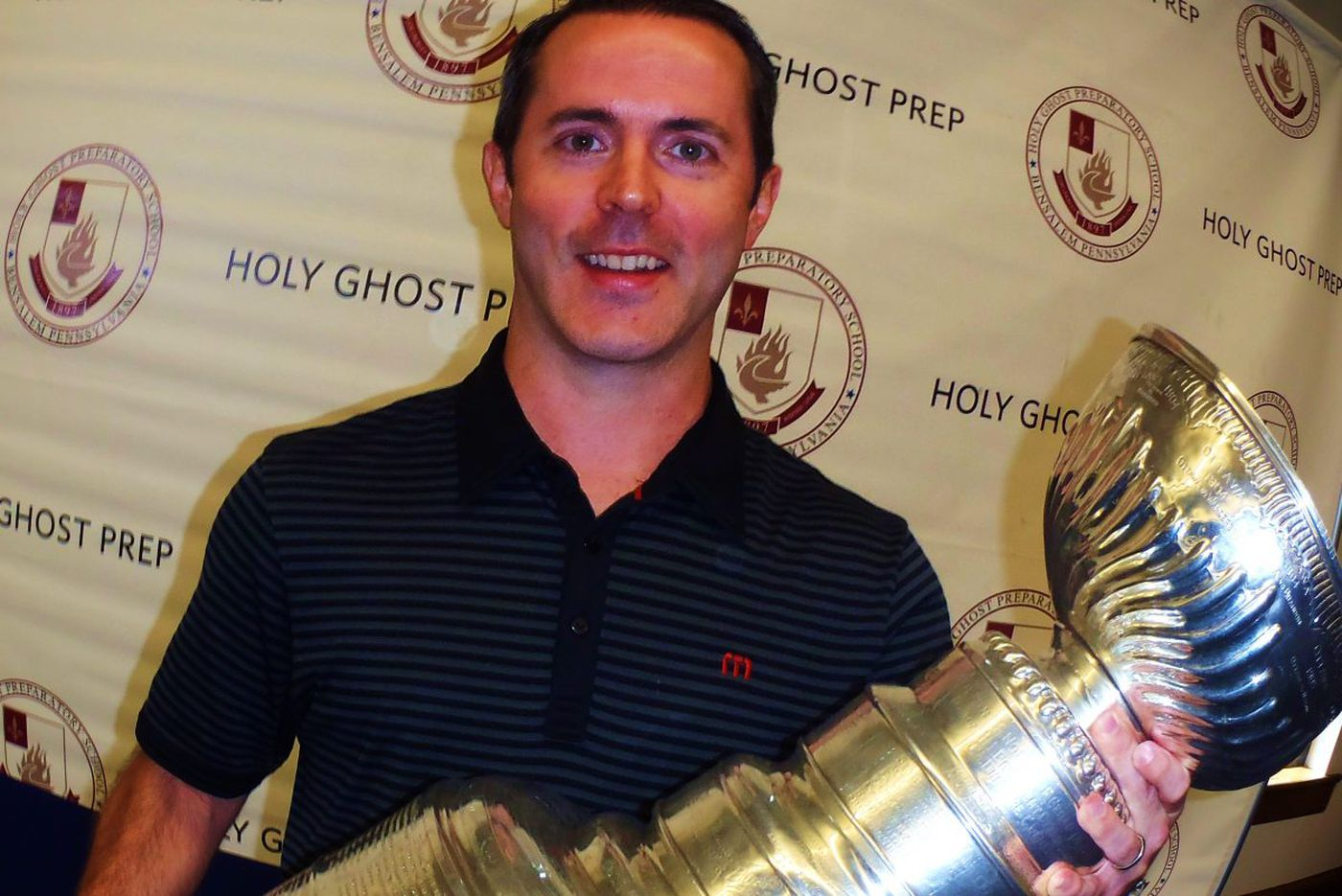 The Stanley Cup's day in Philadelphia   Bob Ford