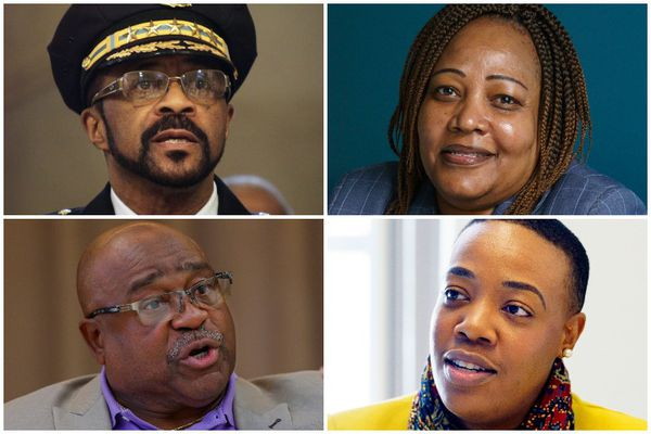 Sheriff Jewell Williams faces three primary challengers amid harassment scandal