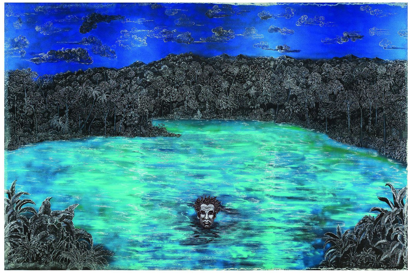 The Caribbean comes to Delaware in this powerful exhibit by 50 island artists