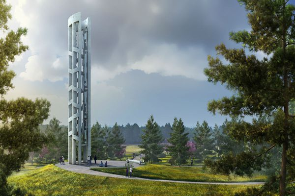 Architect's Philly roots inspired Tower of Voices memorial for United Flight 93's heroes