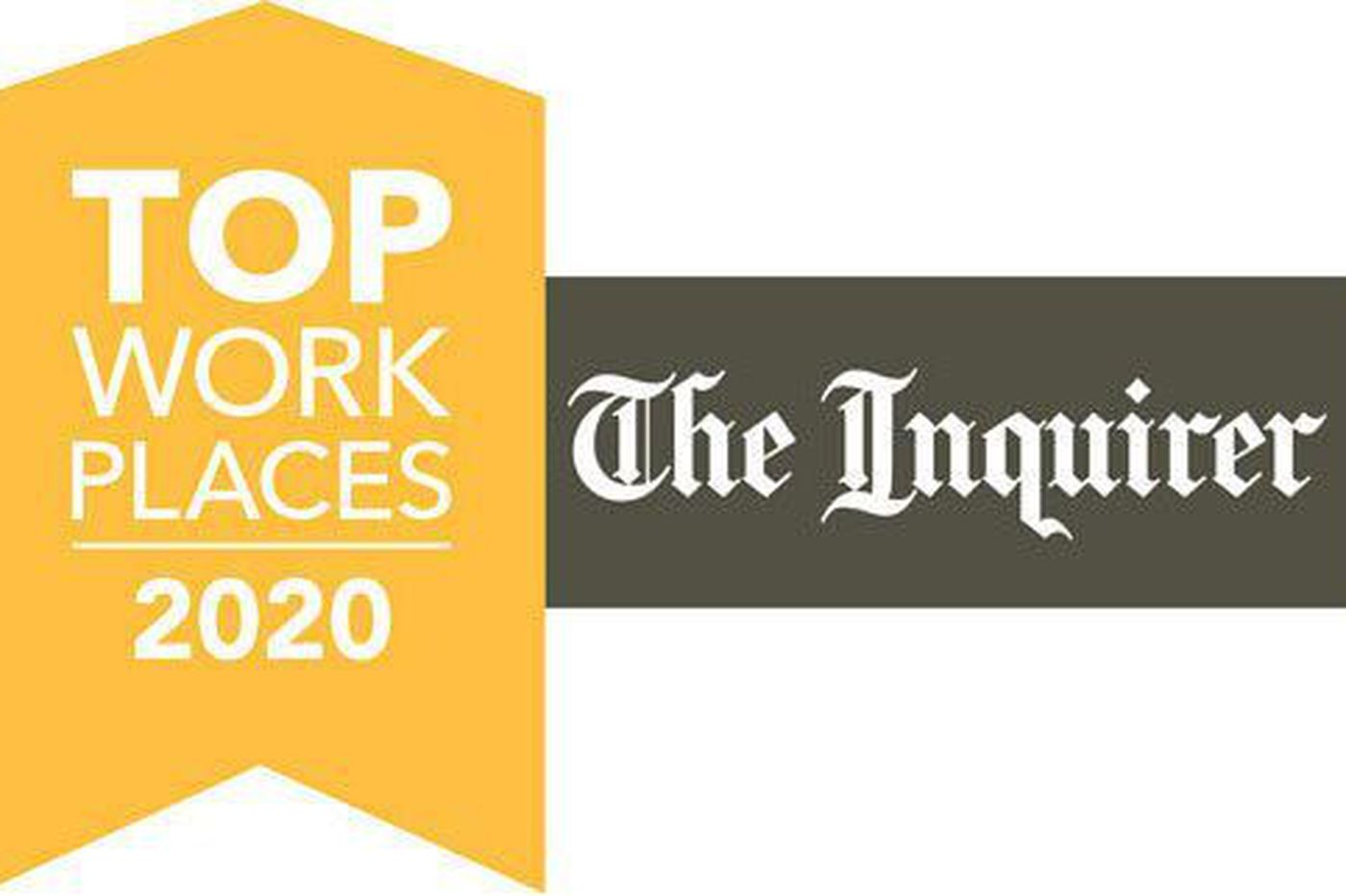 The Inquirer's 2020 Top Workplaces