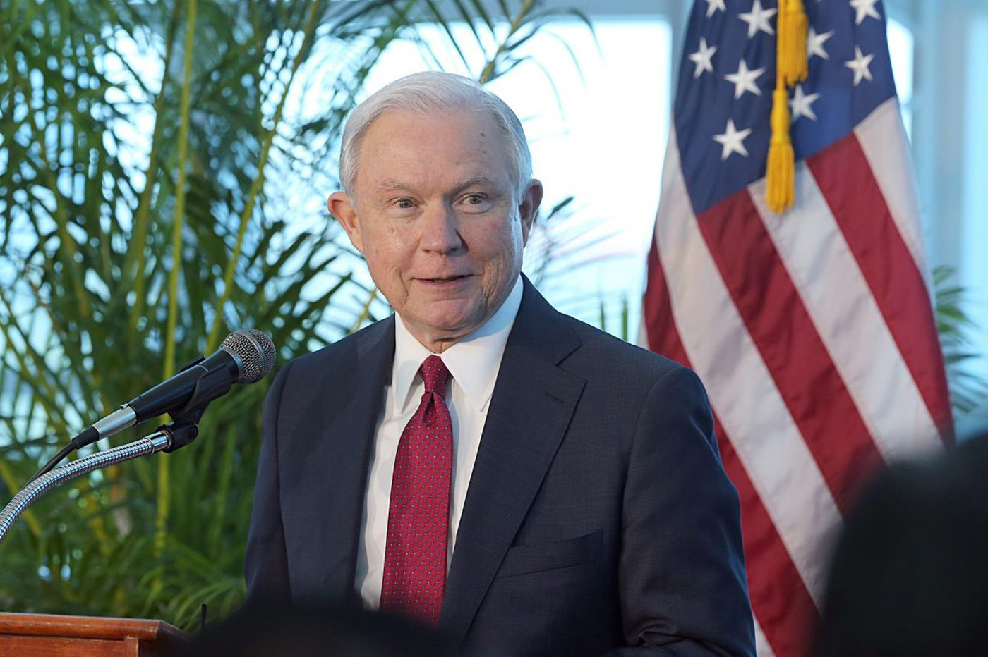 Sessions calls on US attorneys to aggressively prosecute gun buyers who lie on background checks