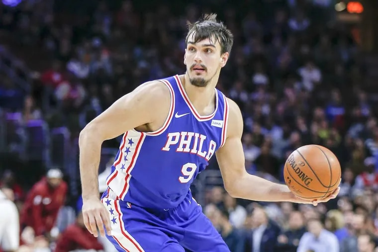 Dario Saric has been cleared and will be in the Sixers' starting lineup against the Cavaliers Saturday night.