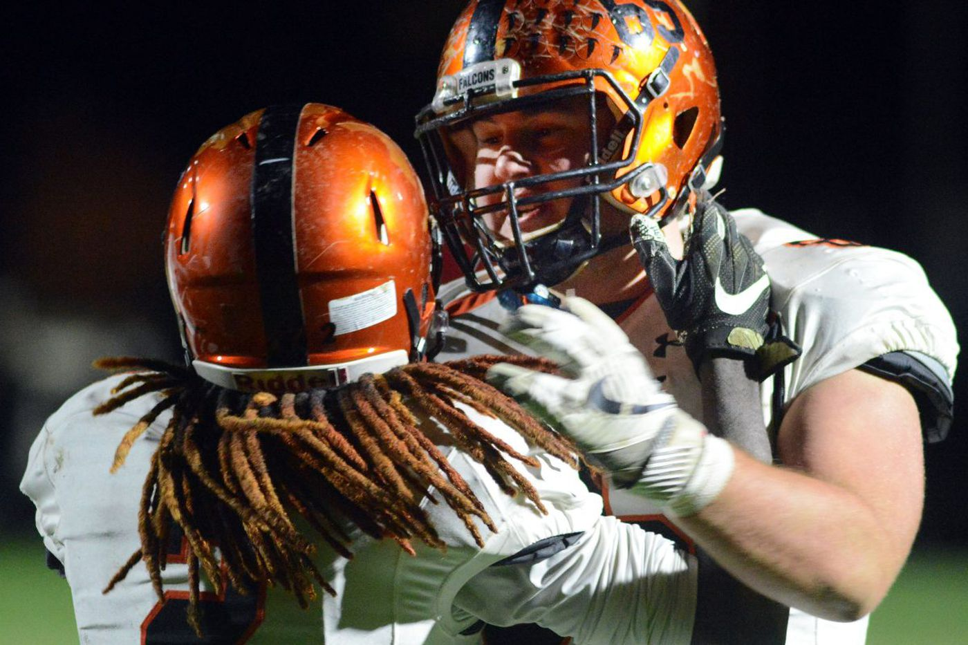 Falcons avenge loss to Redskins in PIAA District 1 6A quarterfinal
