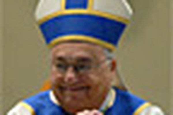 Bishop Galante to start dialysis treatments in Oct.