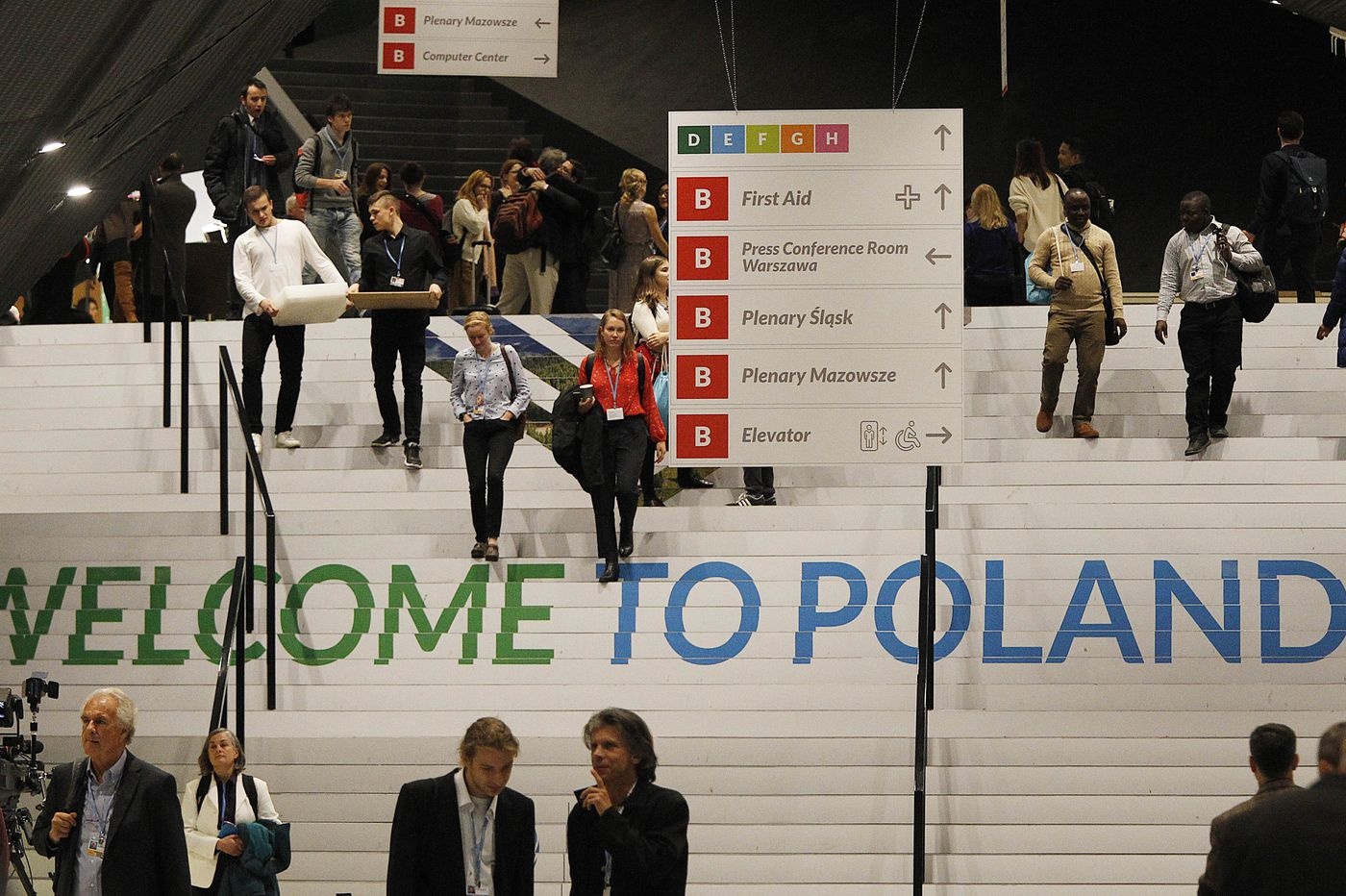 At global climate conference, U.S. promotes fossil fuels