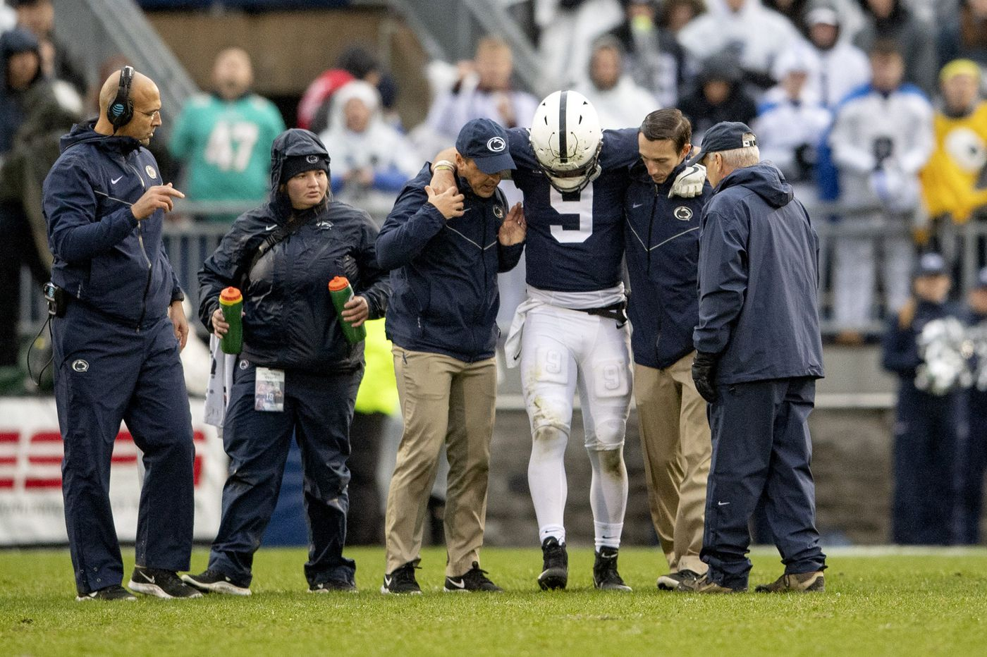 Trace McSorley's durability is the key to Penn State's success