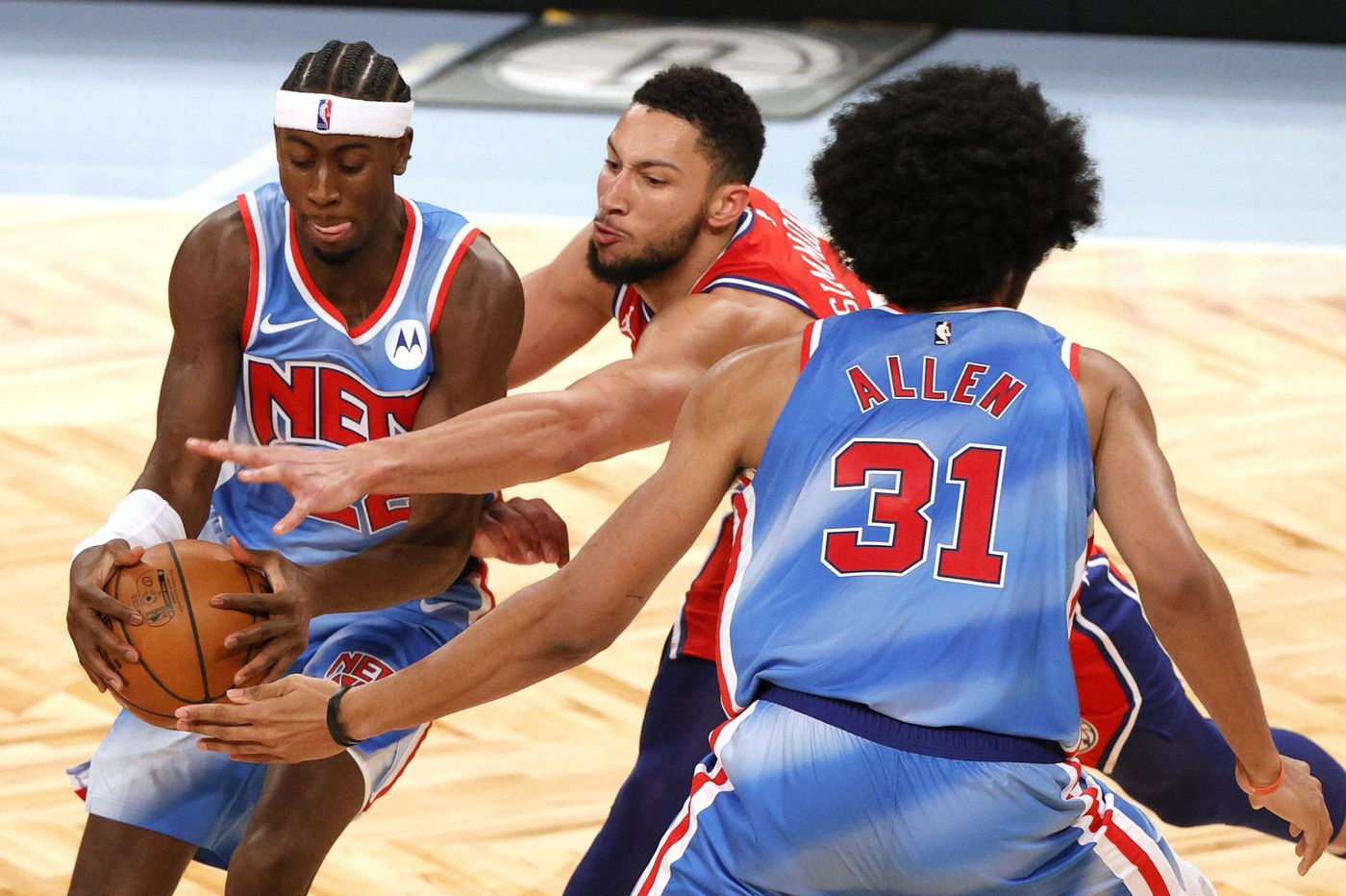 Sixers looking to clean up their defense after two straight struggles