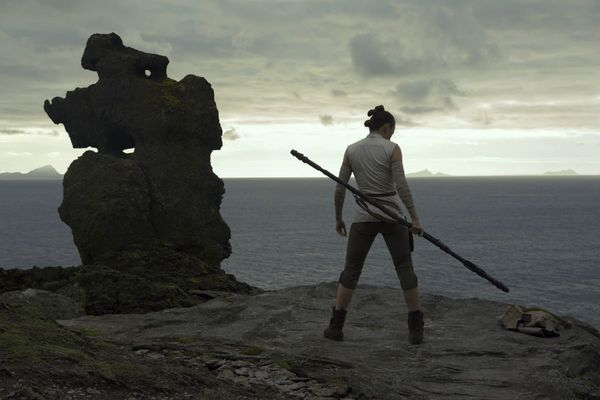 'Last Jedi' has second-biggest North American box-office opening ever