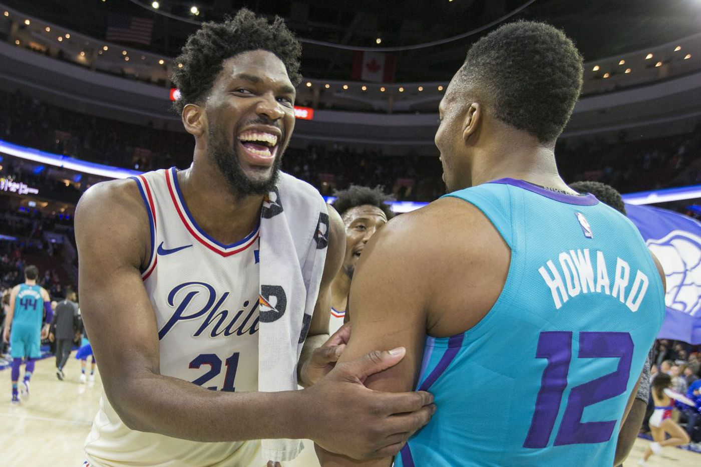 Sixers' Joel Embiid looks at NBA standings 'literally every day'
