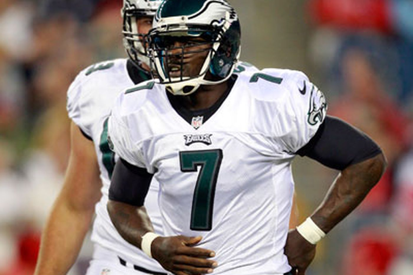 Eagles Notes: The Eagles get good news on Michael Vick's rib injury