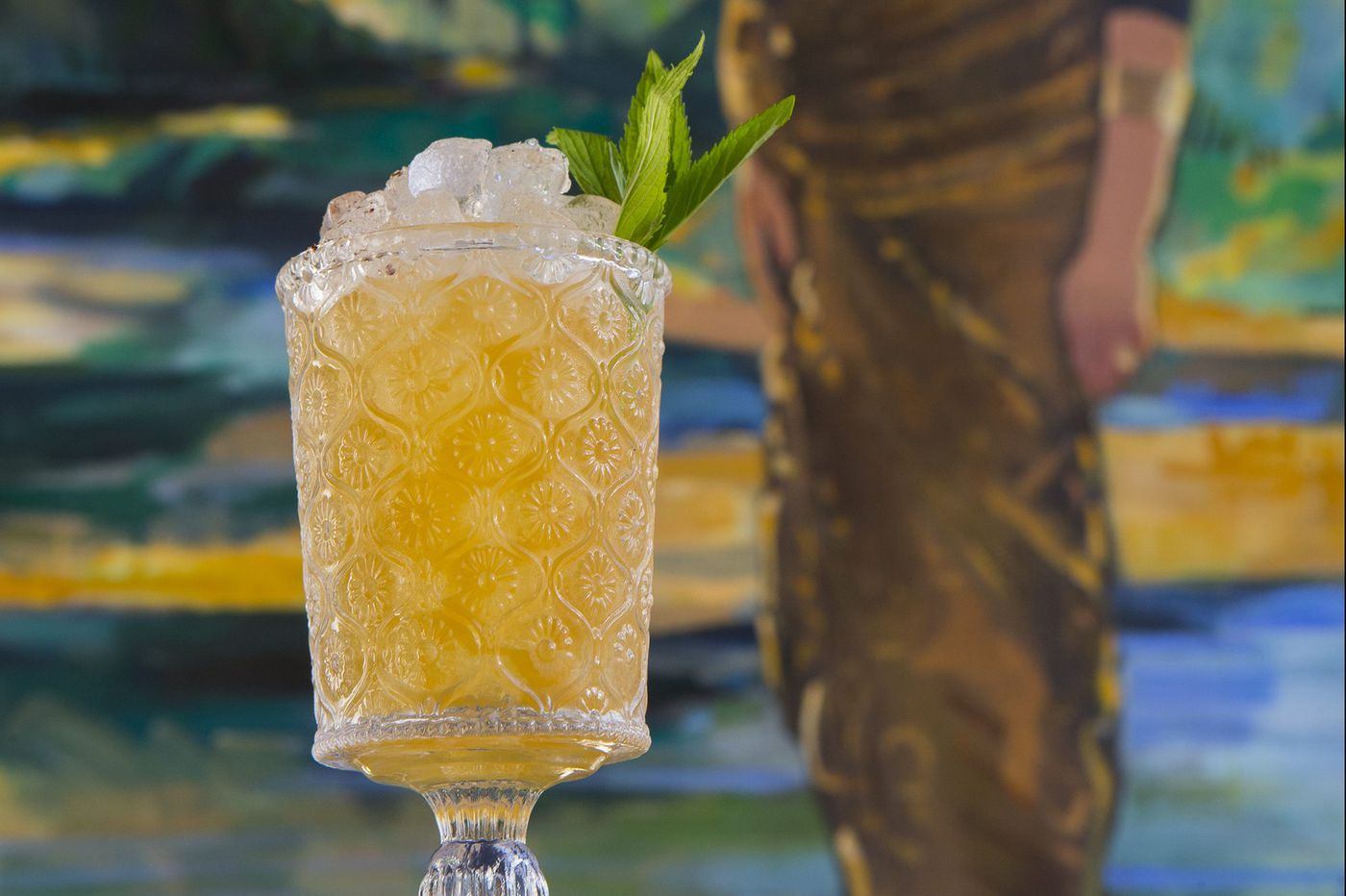 Suraya's arak-tails showcase the Middle East's ancient anise spirit