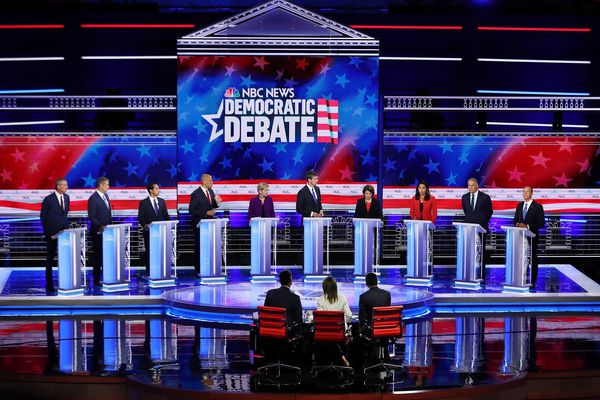 The Democrats' debate in Detroit: What to watch