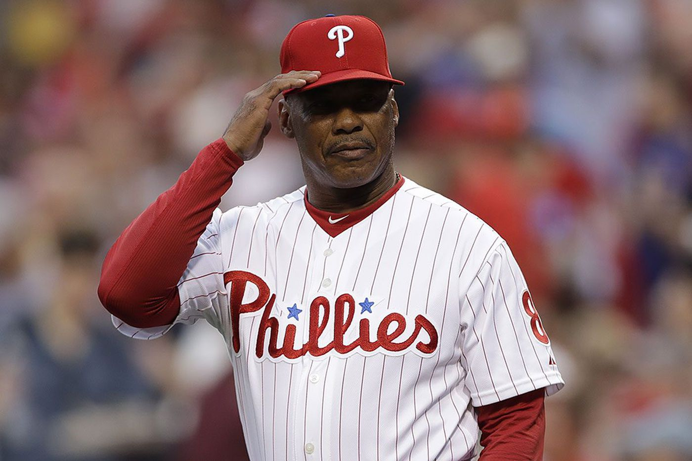 Juan Samuel the first to interview for Phillies managerial job