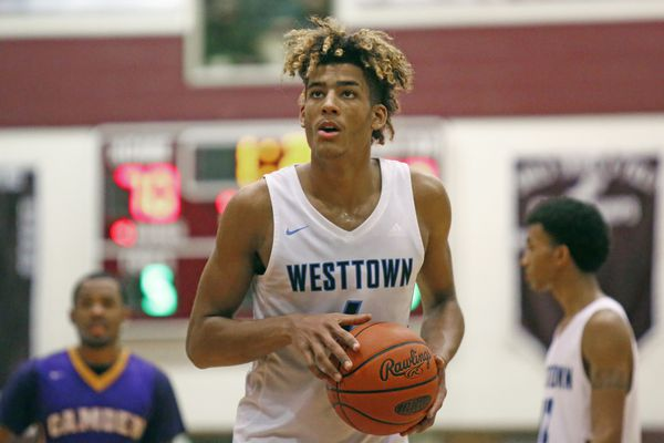 Former Westtown forward Jake Forrester transferring to Temple after one season at Indiana