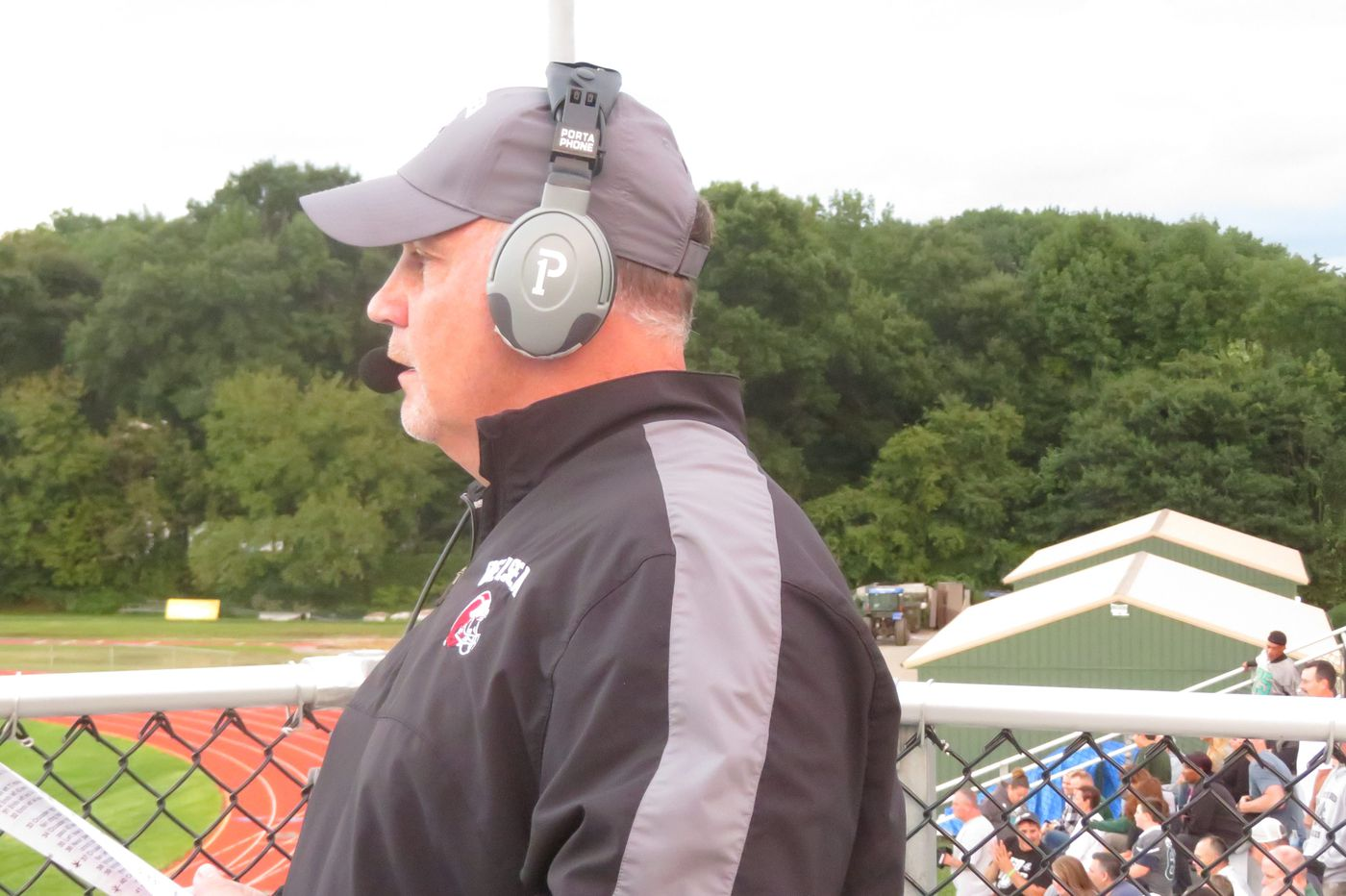 Inside the Game: The view from above for football coaches