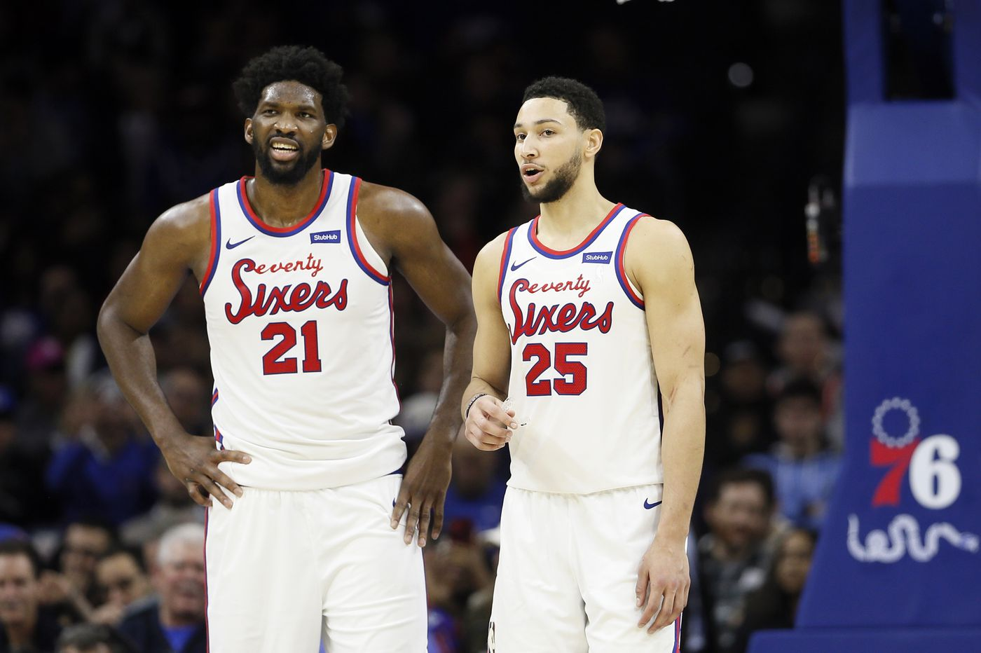 Doc Rivers strives for Sixers to rank in the top 10 on offense and defense