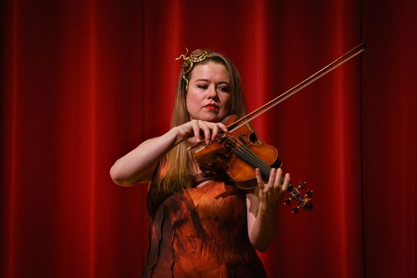 Celebrated violinist Lara St. John says she was sexually assaulted at elite Curtis Institute