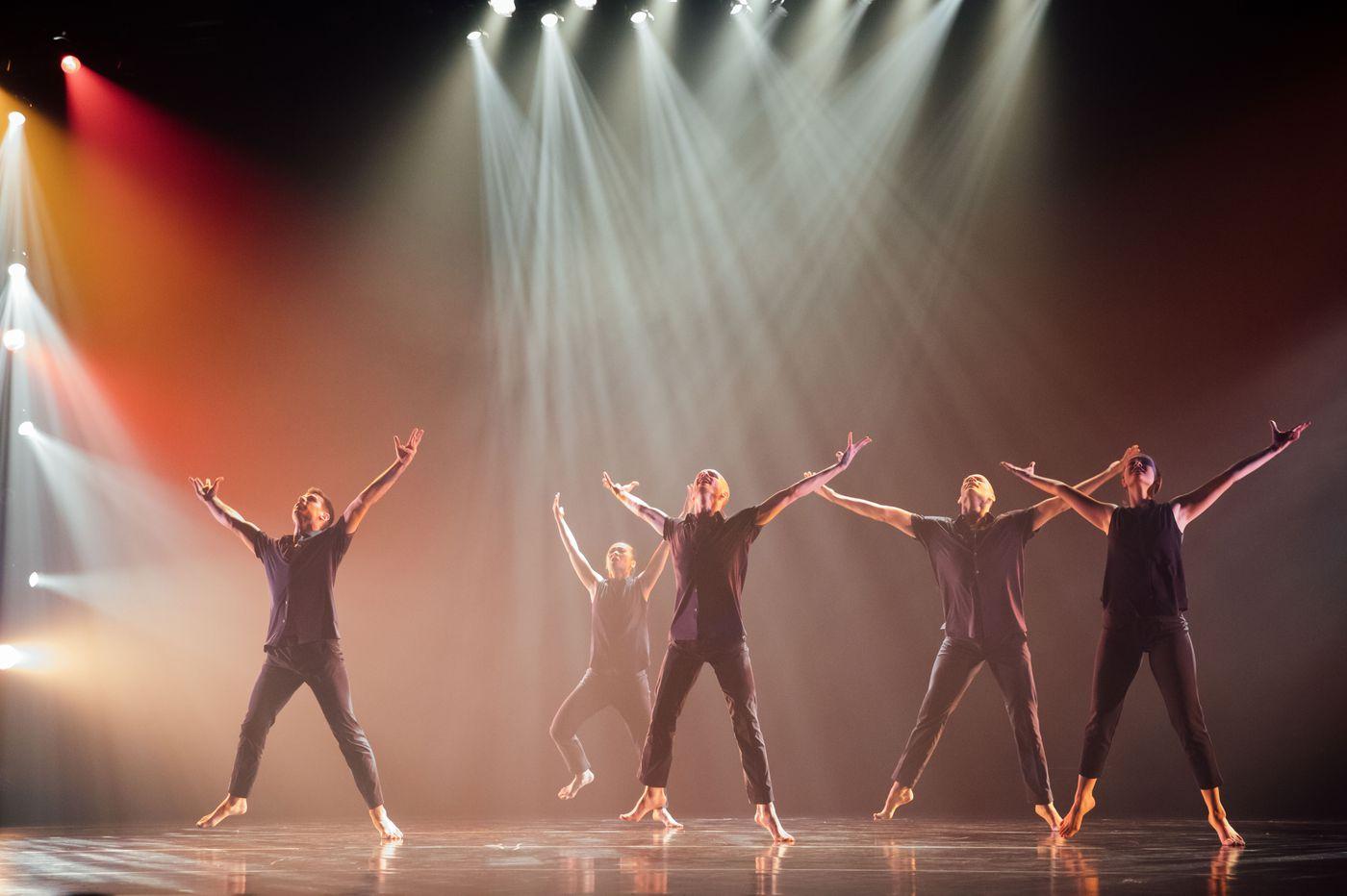 Koresh Dance Company sets Matisse's 'La Danse' in motion