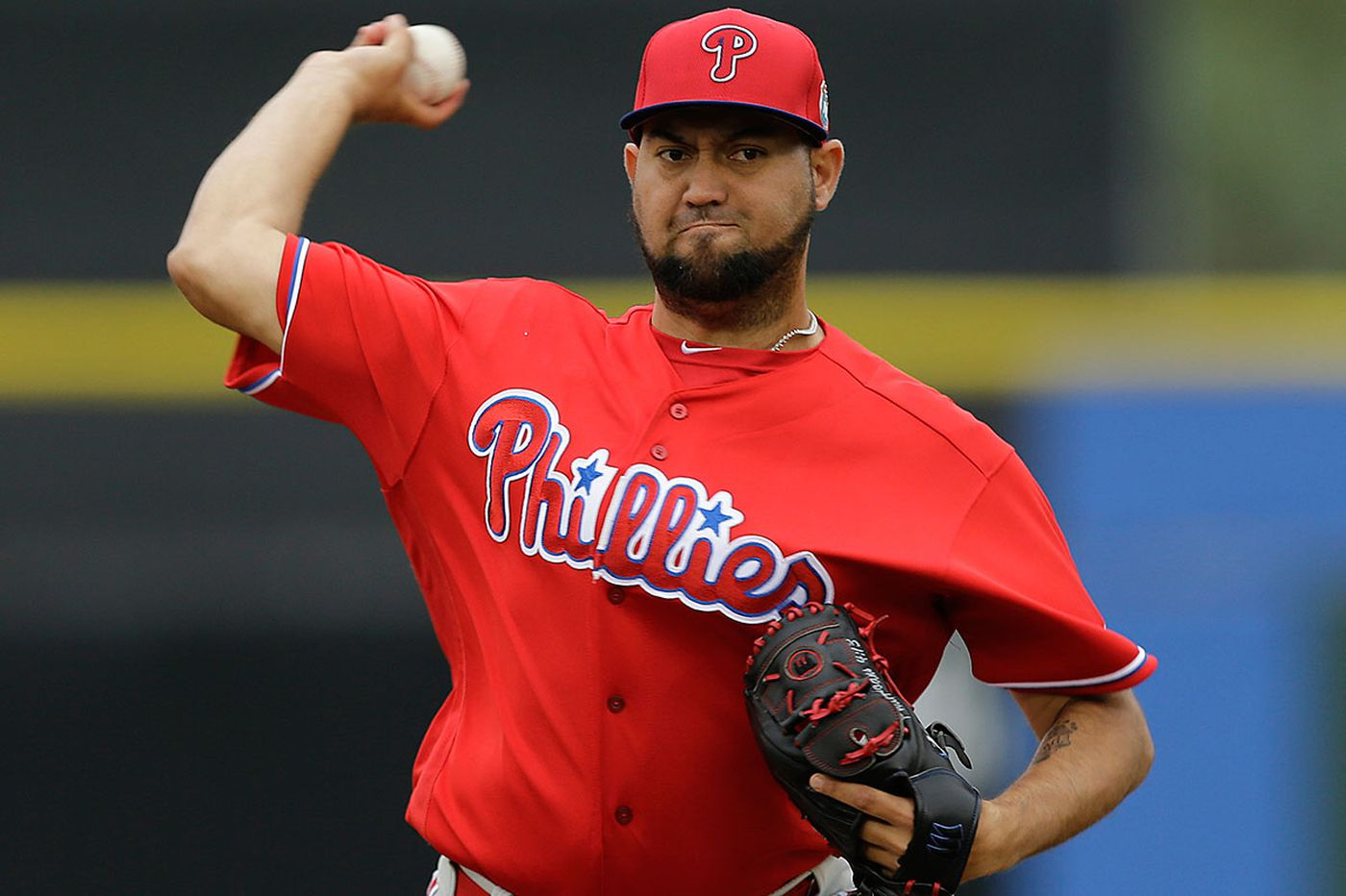Phillies face decision on reliever Mujica