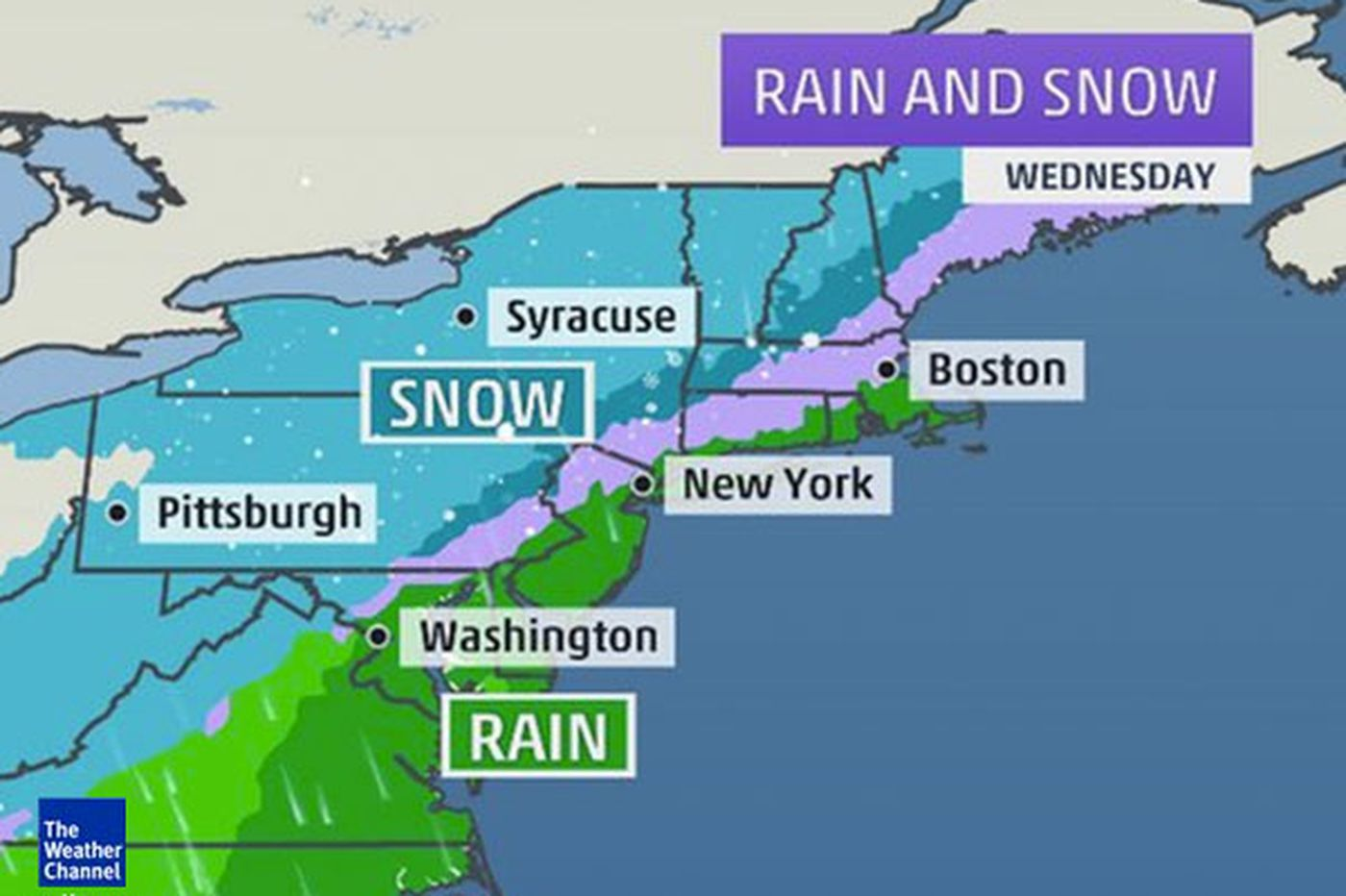 Forecasters: Nor'easter could disrupt Thanksgiving travel