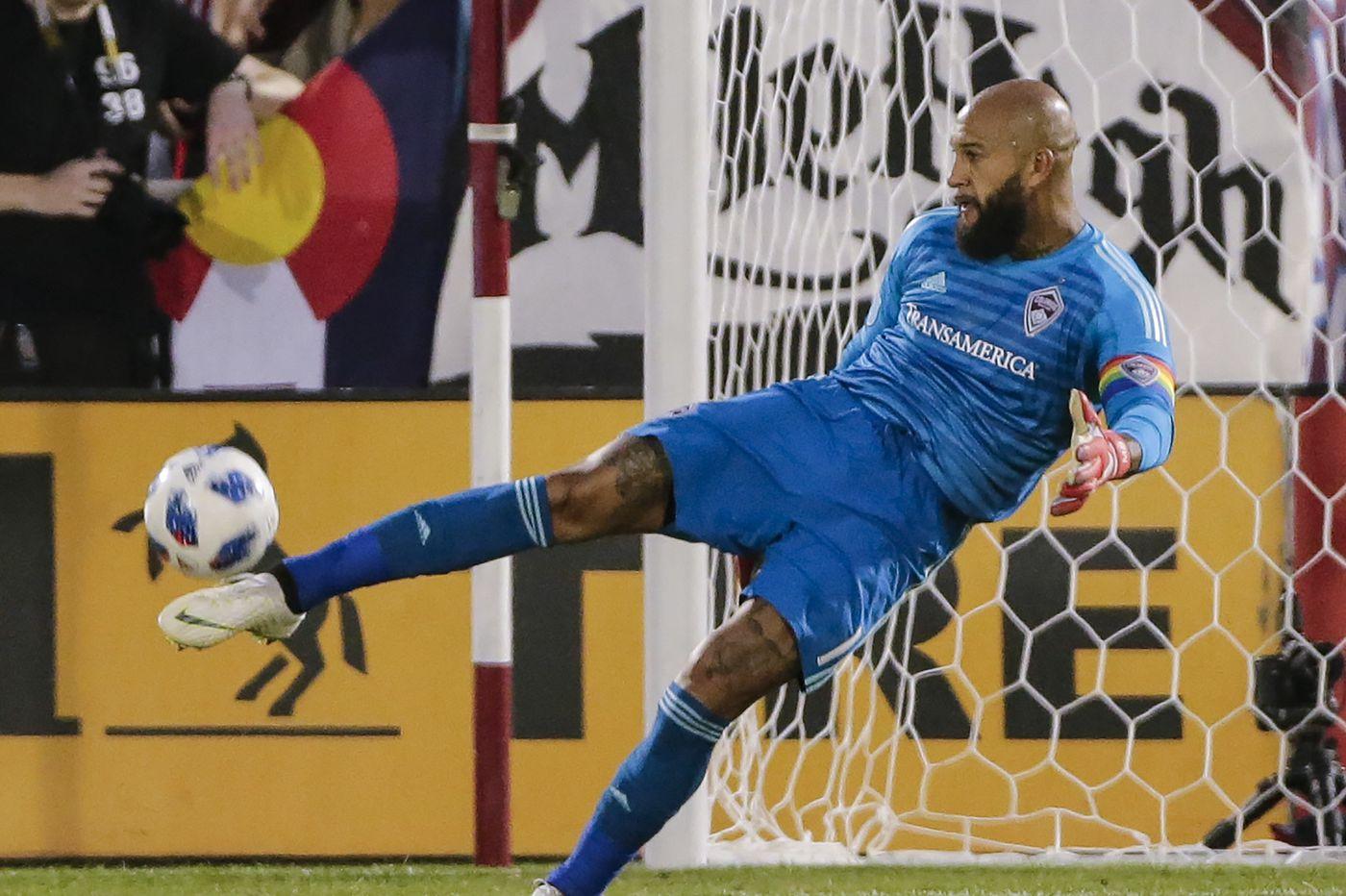 Longtime USMNT goalkeeper Tim Howard to retire at end of 2019 MLS season