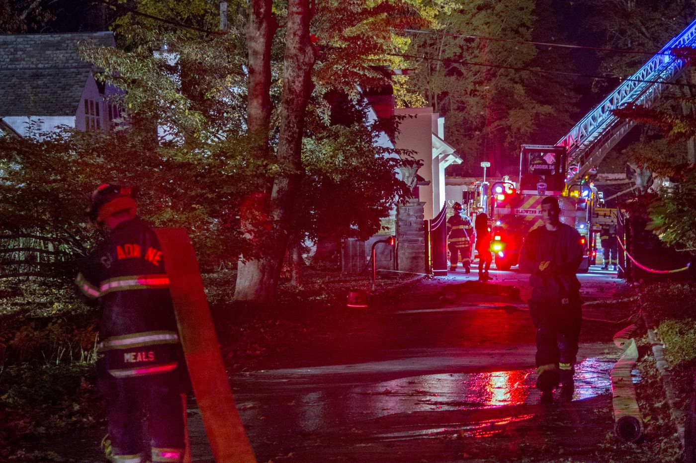 What caused the Gladwyne home explosion? Authorities aren't sure yet.