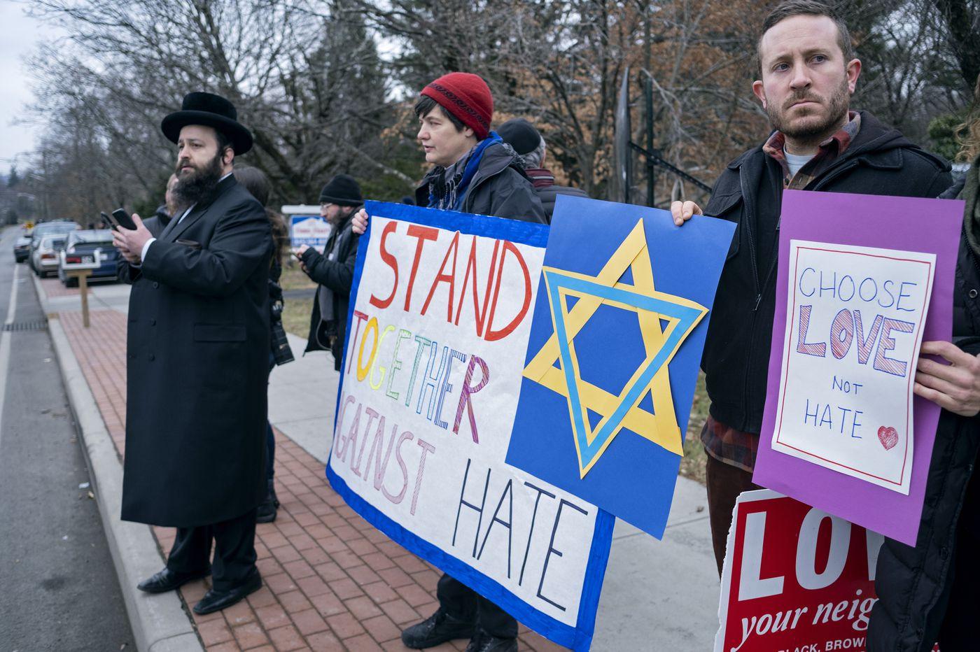 Local Jewish community condemns latest anti-Semitic attack in New York
