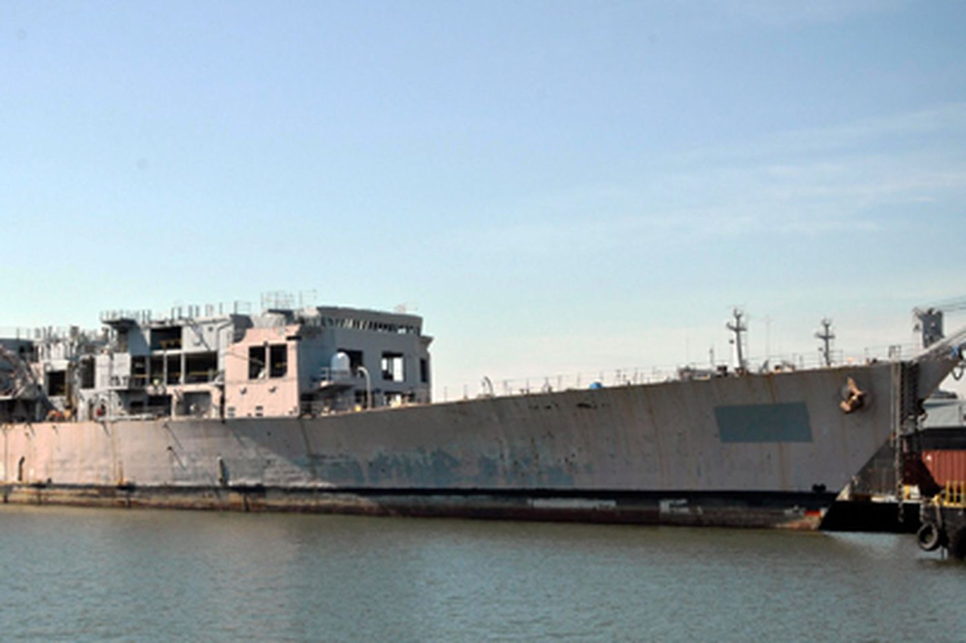 Destroyer Arthur W. Radford to become reef off New Jersey coast