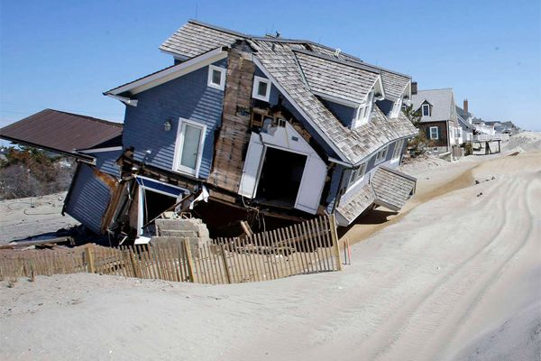 Report: Build differently for climate change