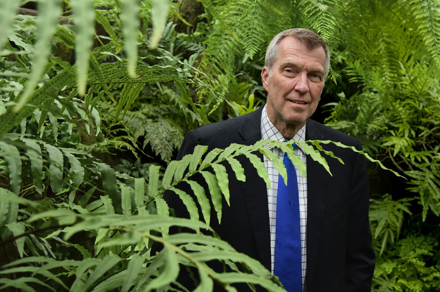 Head of Morris Arboretum retiring after more than 42 years, a rare tenure in botanical world