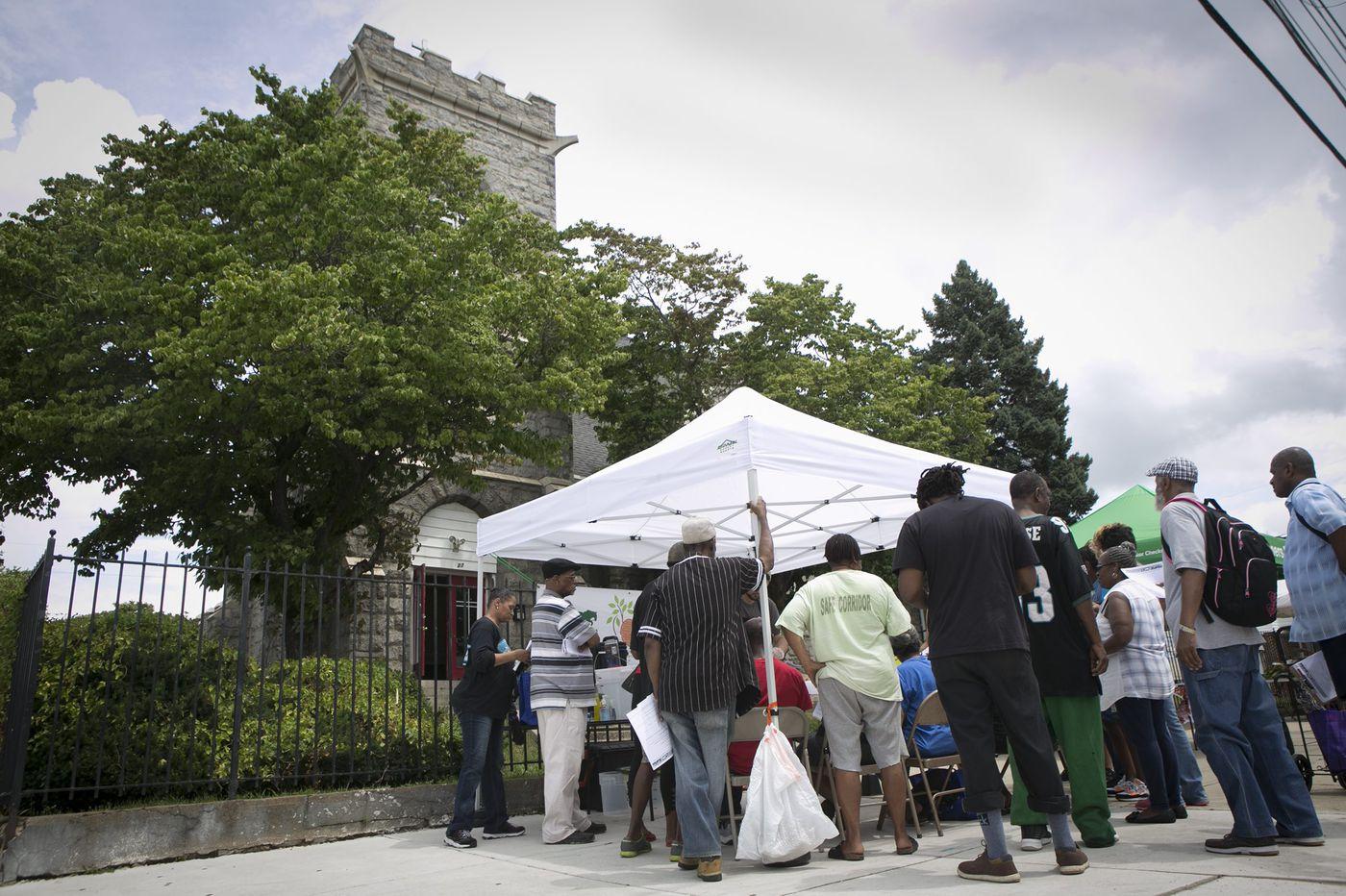 Report: Hunger in Philadelphia increases 22 percent