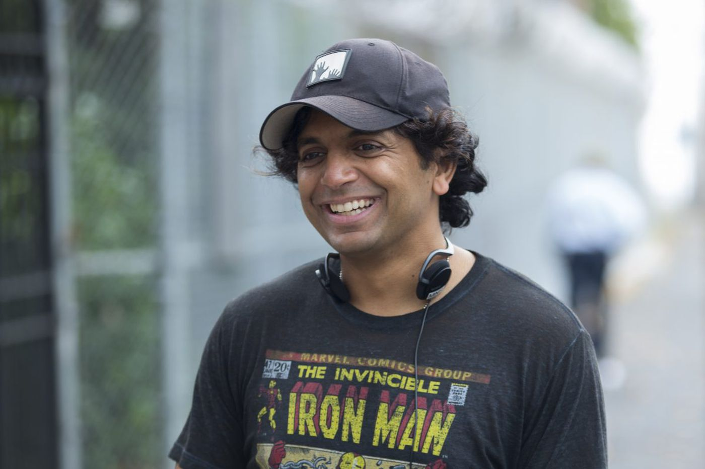 M. Night Shyamalan starts filming for 'Unbreakable' sequel, 'Glass'
