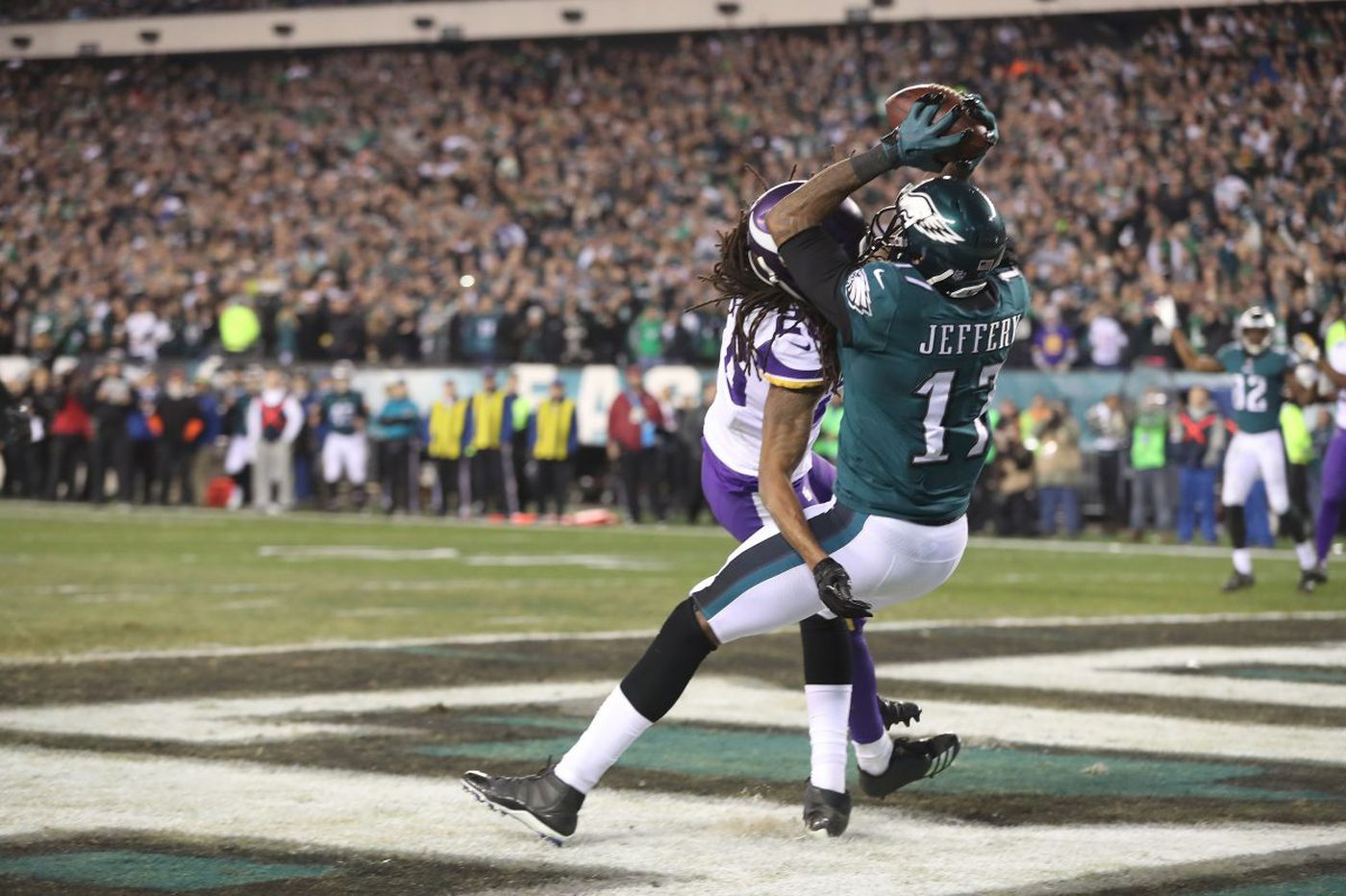 Eagles 38, Vikings 7: Up-down drill, playoff edition