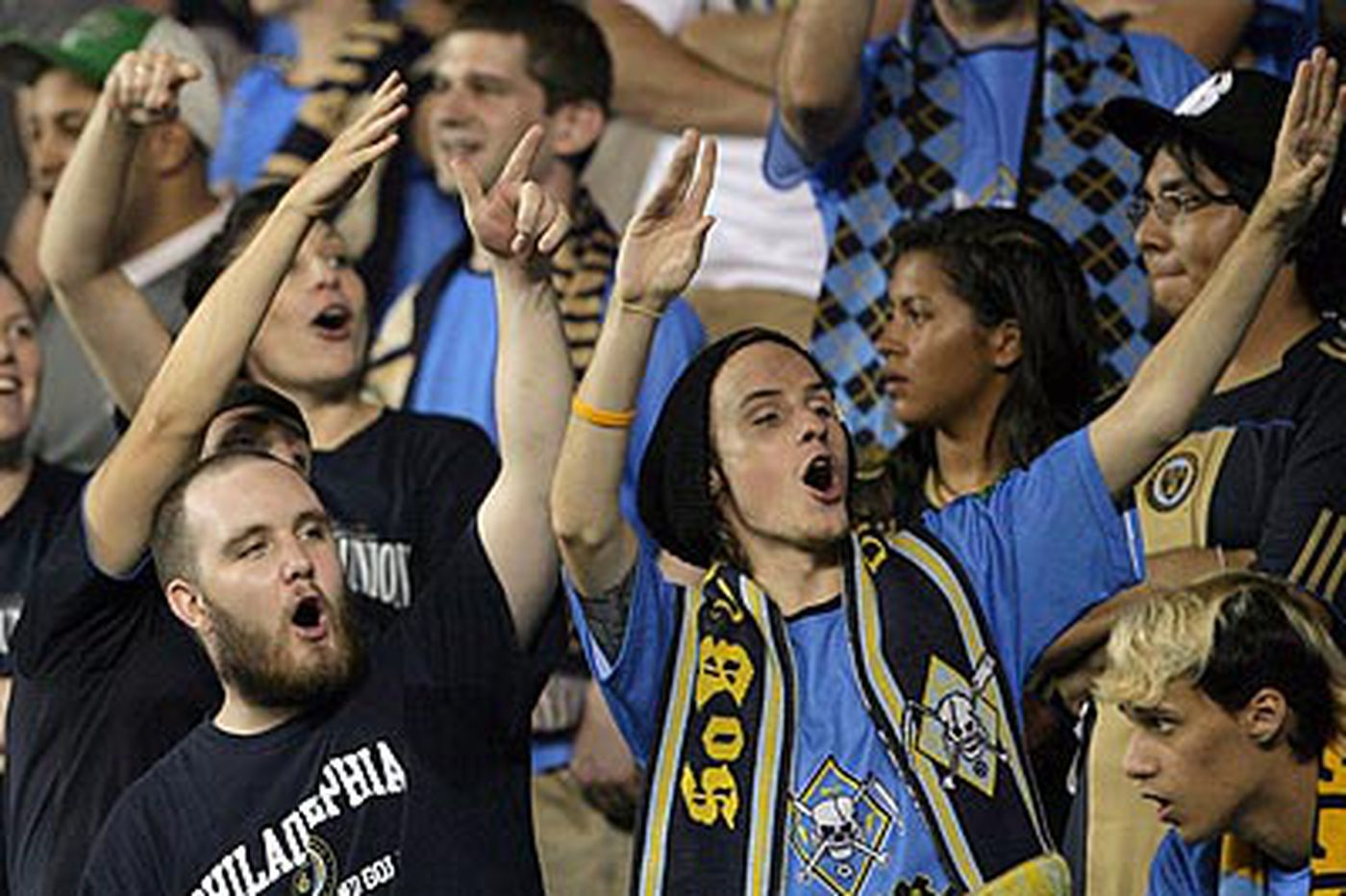 PPL Park a hit with fans, but some chants called foul