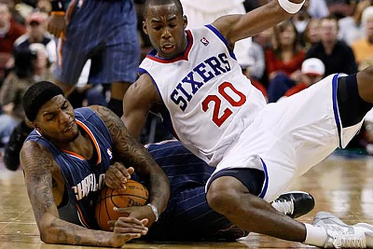 Jodie Meeks has started the last two games for the 76ers. (Matt Slocum/AP file photo)
