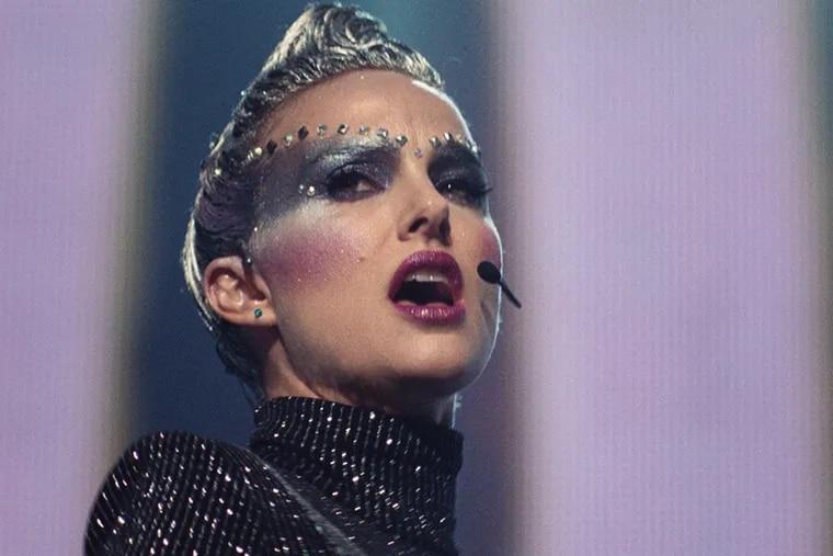 Natalie Portman as Celeste in 'Vox Lux'