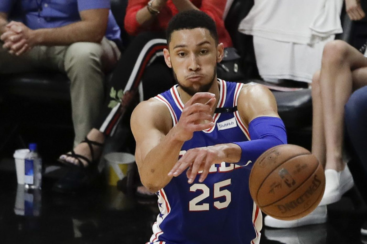 Sixers won't go the conservative route against the Heat in Game 5