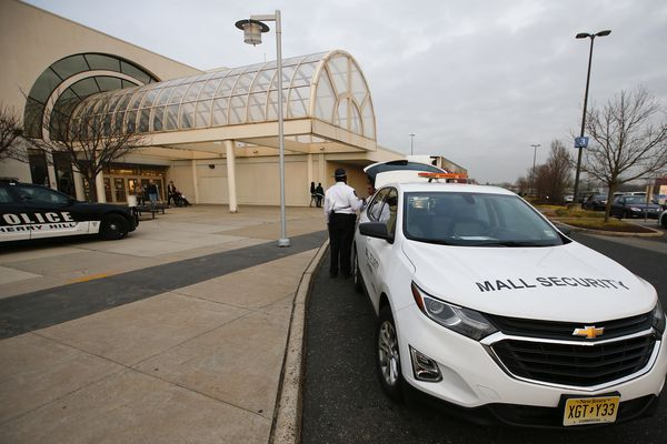 No adult, no entry. That was the policy for teens at the Cherry Hill Mall the day after Christmas. Here's how it worked out.