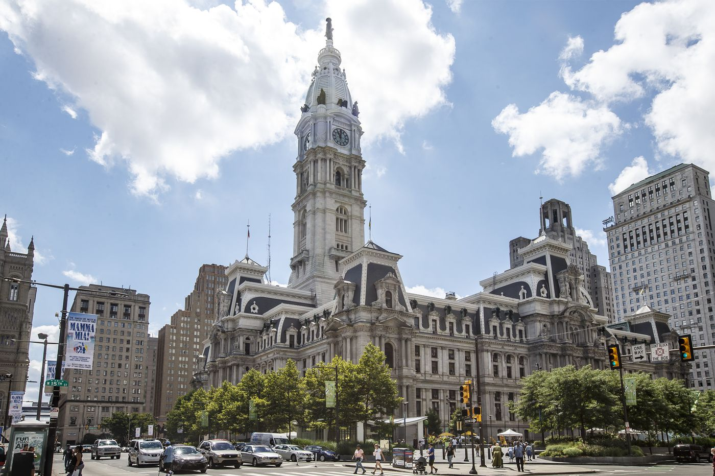 Philly flush with cash thanks to business and real estate tax revenues