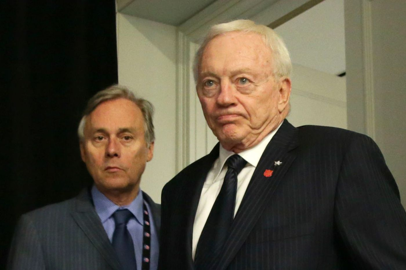 Cowboys owner Jerry Jones hates the Patriots more than the Eagles, apparently
