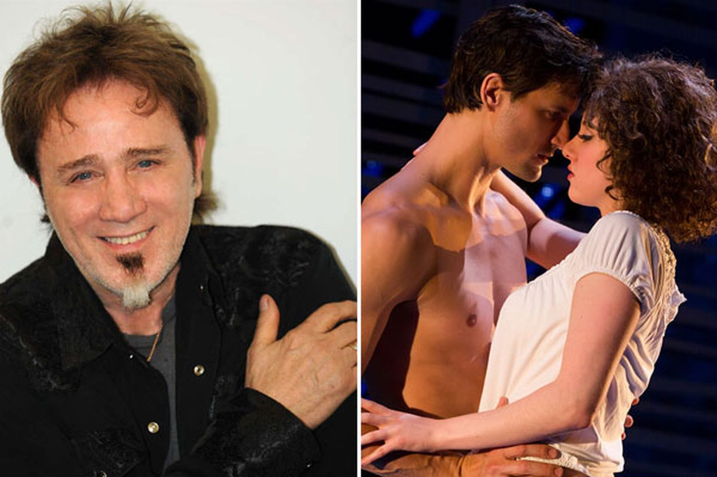 'Dirty Dancing' lyricist tells how he came to write the song of his life