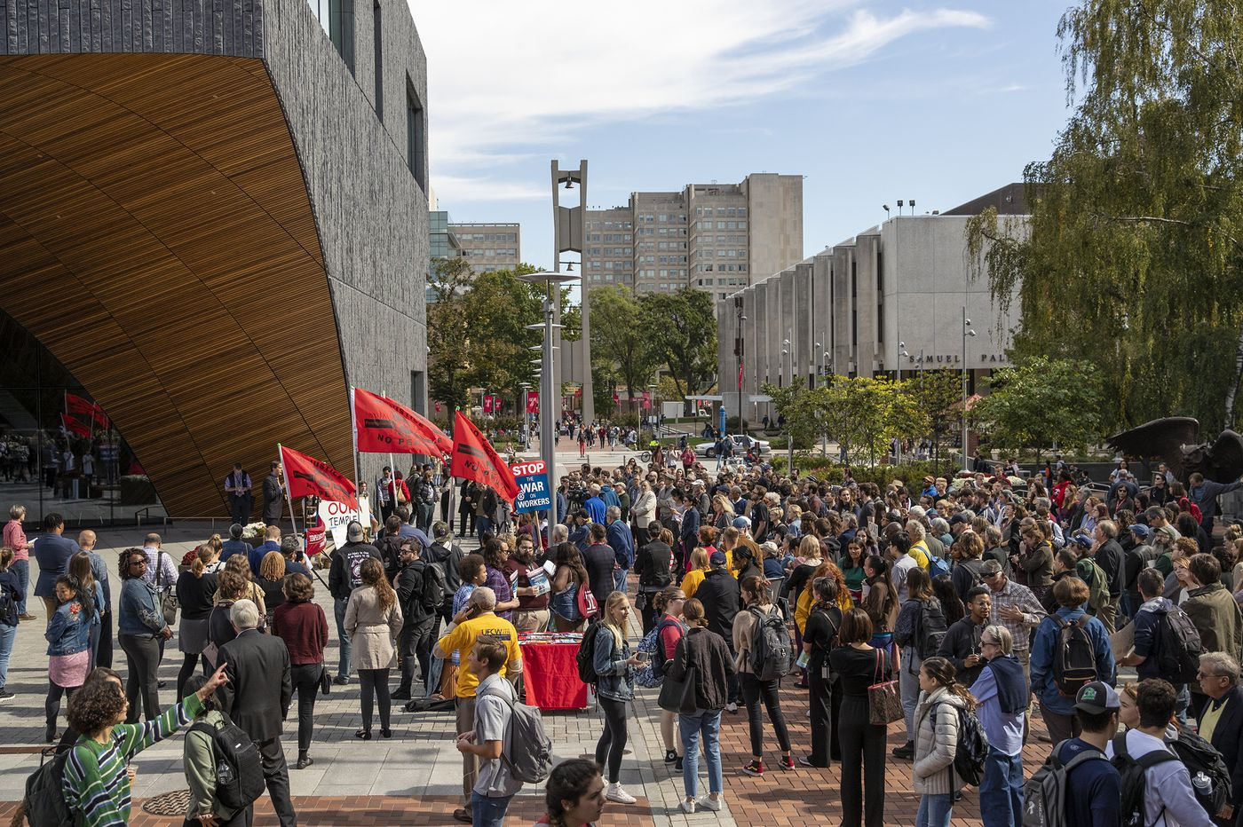 Temple faculty and administration reach tentative contract agreement