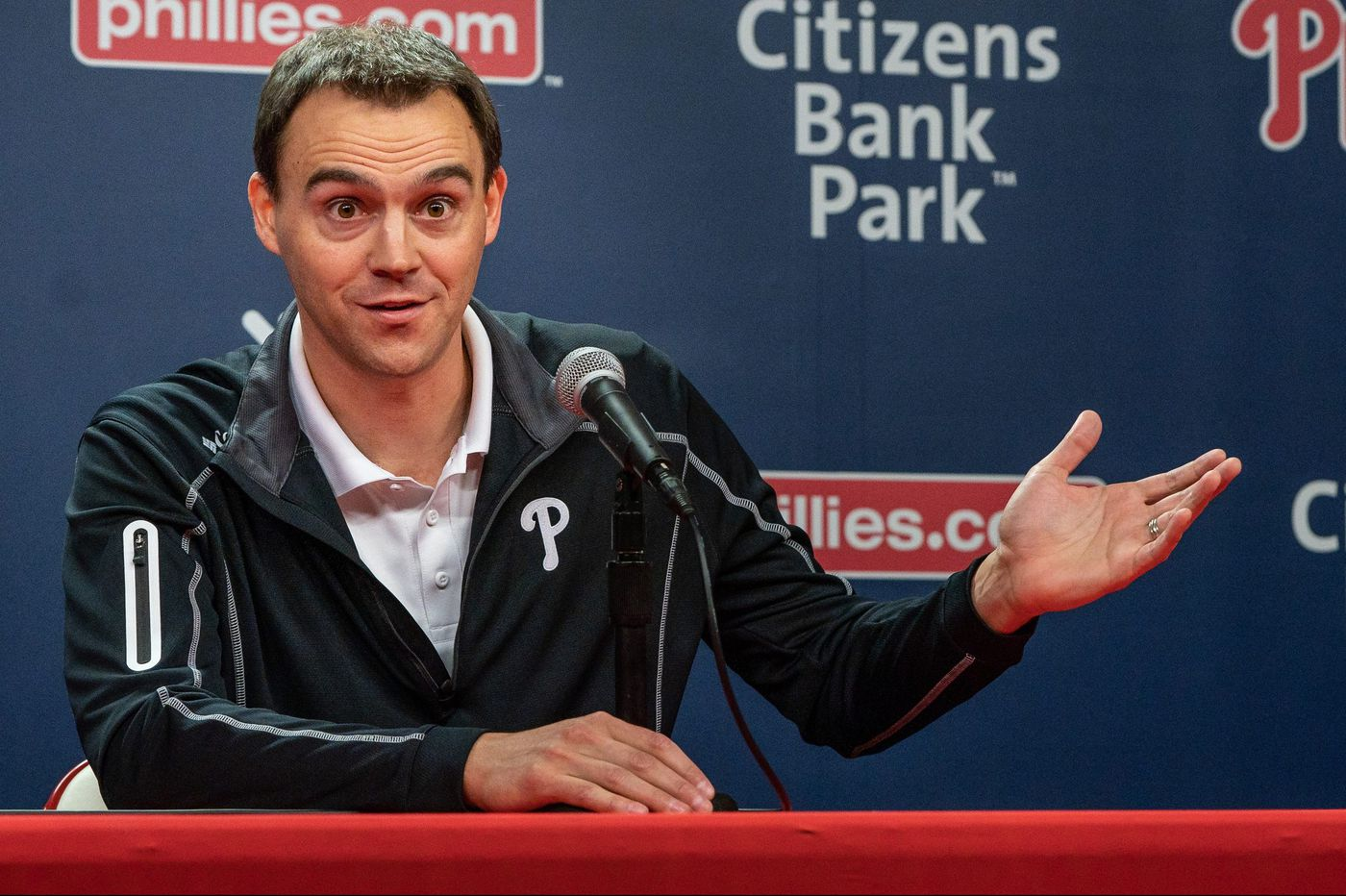 After failing to deal for a top starter at MLB trade deadline, Phillies put focus on offseason for improving their rotation