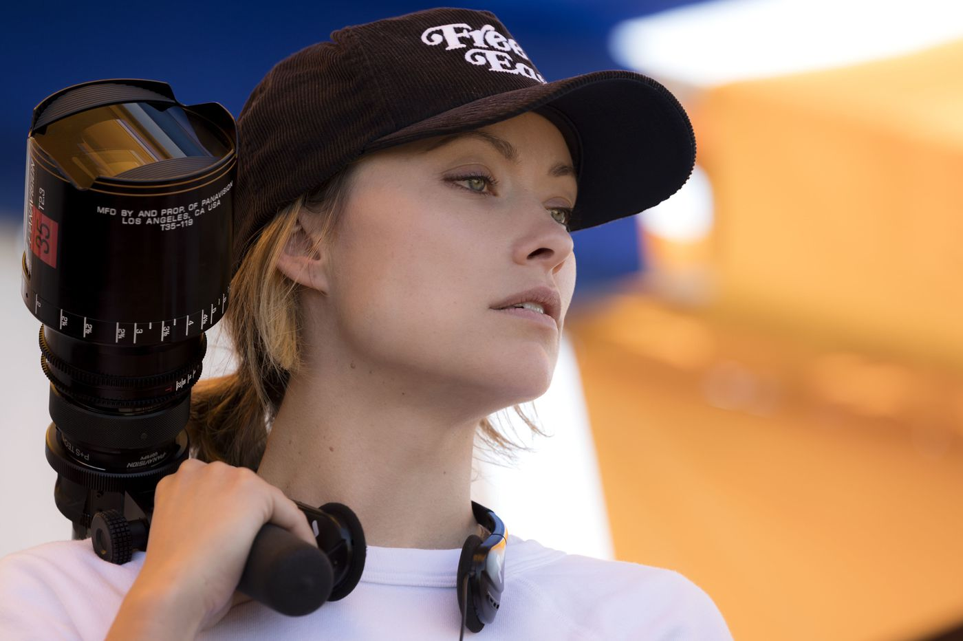 Actress-turned-director Olivia Wilde doesn't care if you don't like her and her first movie, 'Booksmart,' is better for it